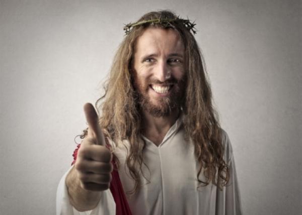 METROSEXUAL JESUS