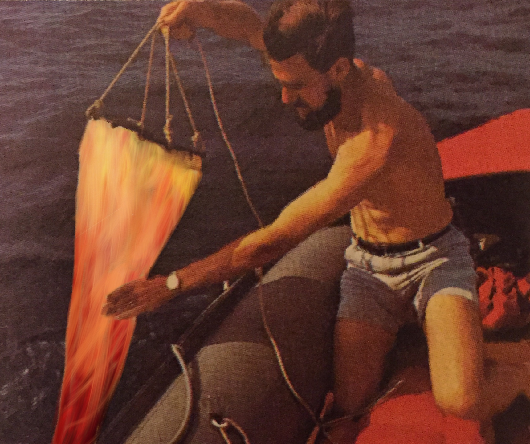 Fishing for Marsyas