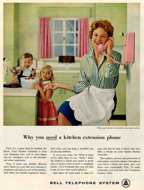 Image by Bell Telephone System