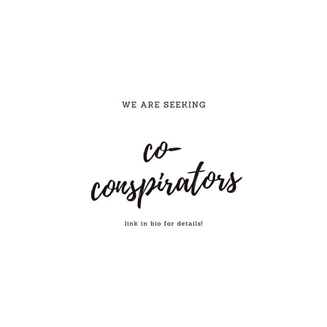 "We are seeking co-conspirators! 🌿Terra Incognita Media is comprised of a three person team: Brittney Okabe @b.okabe , Keithlee Spangler @keithlee_ , and Erin Monahan @erin.k.monahan — We are currently seeking to fill 3 more co-founding/co-conspirator positions to start as soon as possible! Our ""headquarters"" are in Portland, Oregon, but this position is remote and will remain open until filled. We highly encourage Black, Indigenous, People of Color candidates to apply. 🌿As a co-conspirator, you will have control over the direction of Terra Incognita Media. Behind the scenes, we do not adhere to traditional hierarchies. We operate as a collective. We value what everyone brings to the collective. We work side by side, sharing ideas, strategies, approaches, styles, and skills towards the goal of building Terra Incognita Media into a thriving, sustainable online and print publication, a podcast, a film production company/festival, as well as a producer of anti-oppressive events and workshops. Together, we will share the responsibility of the ""start-up"" of Terra Incognita Media, and the long-term risk and opportunities associated with starting an independent non-profit company. 🌿 link in bio for more details!"