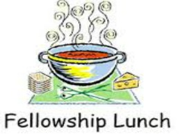 Let's get together for food and fellowship -