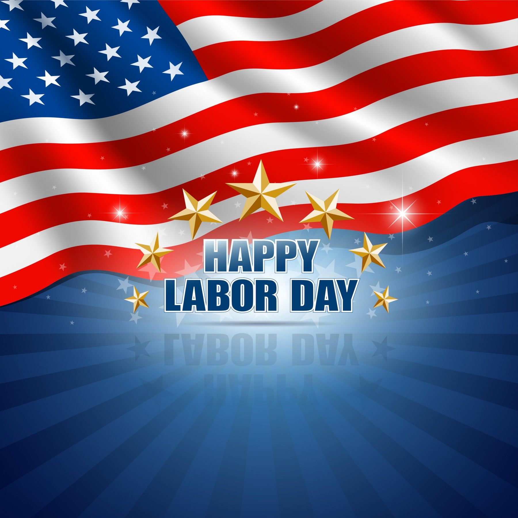 Happy Labor Day - From your friends at Danbury Church of Christ