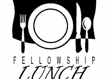 Join us for fellowship -