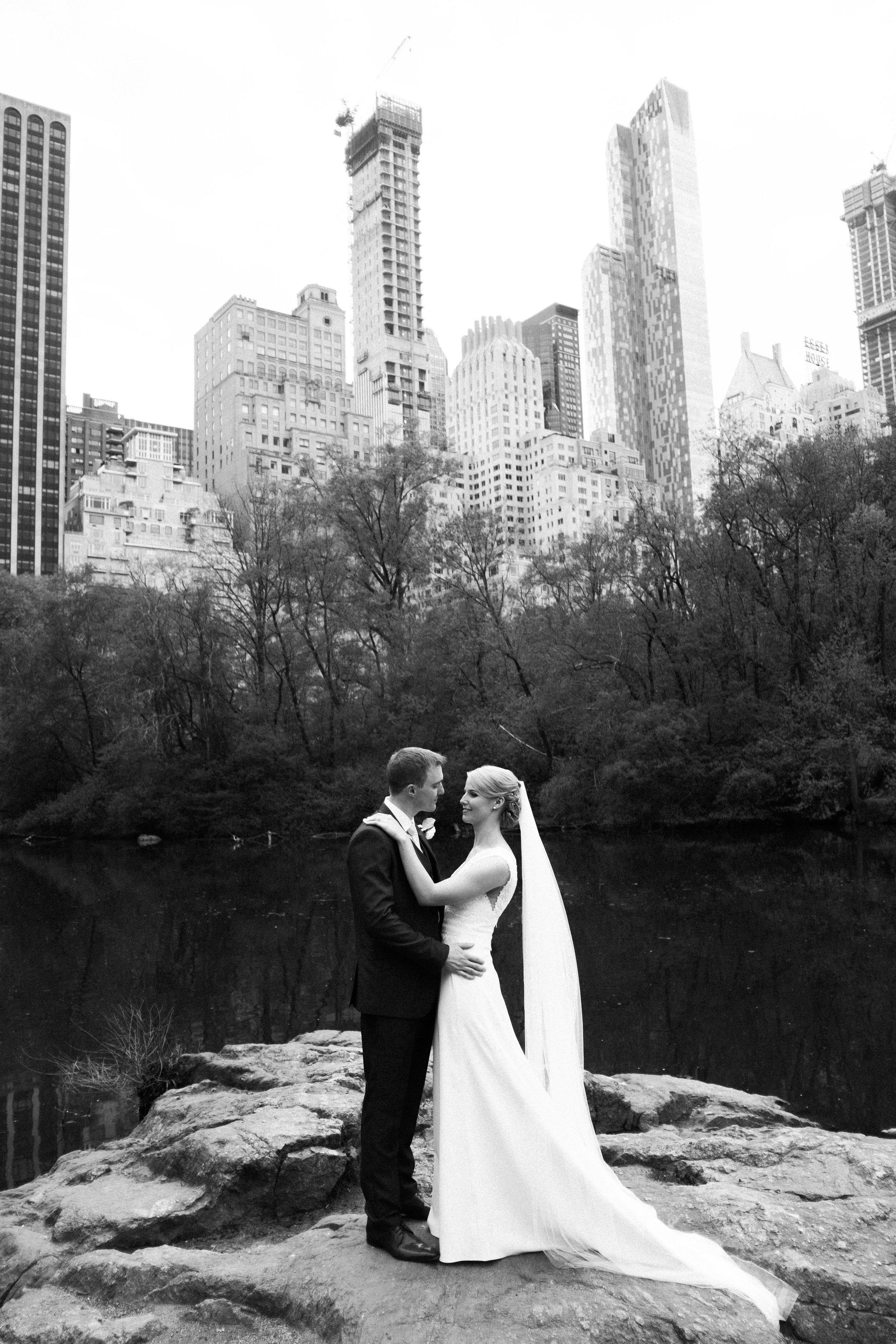 Central Park New York couples portraits