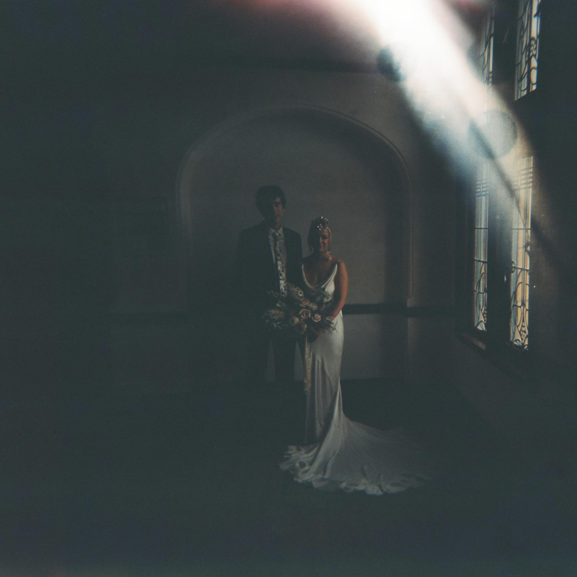 Holga wedding photographer