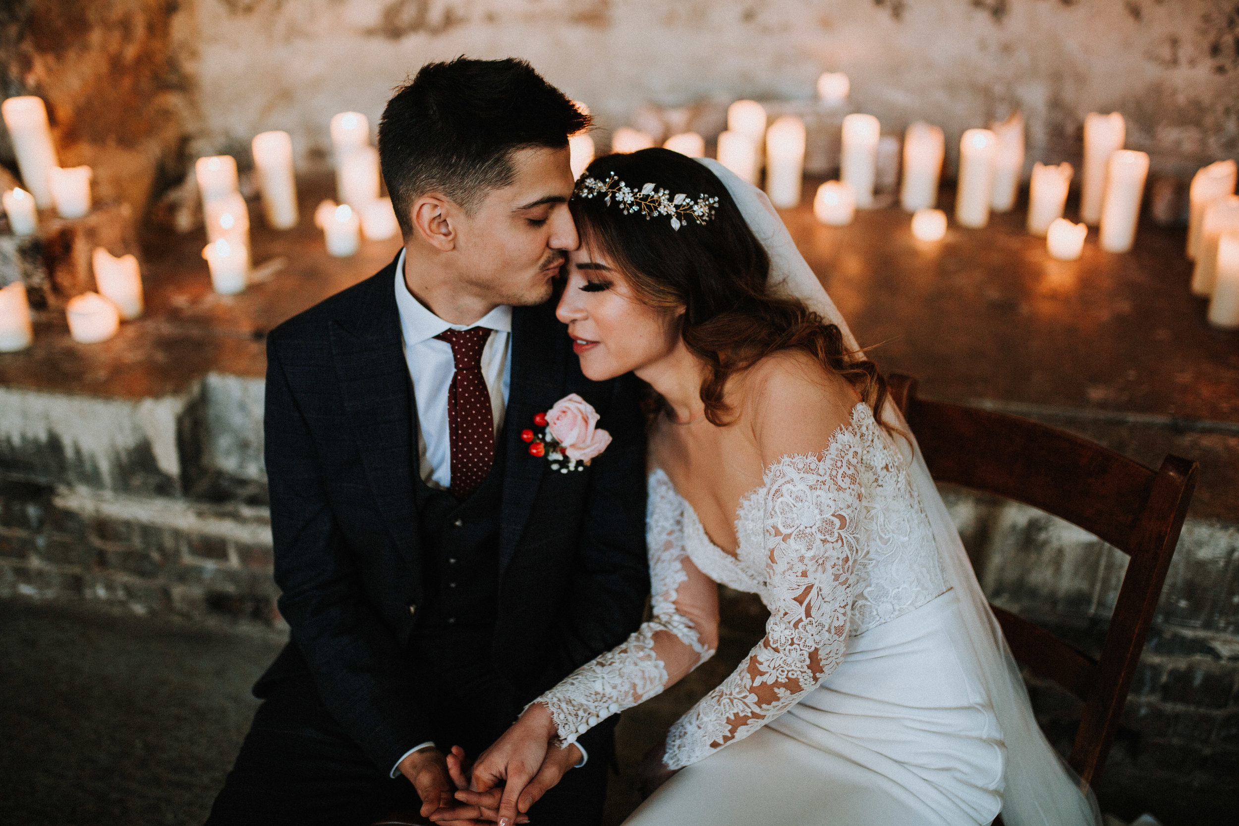 Joy + Will, Asylum Chapel - We are delighted with our photos and videos! They're so beautiful. Thank you so much for helping us to capture our day and allowing us to relive it! We will cherish them always.