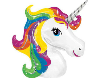 The Ultimate Unicorn Party - A colourful party creating some unicorn hairstyles, unicorn tattoos, and glitter makeup. Suggested age 4yrs-10yrs