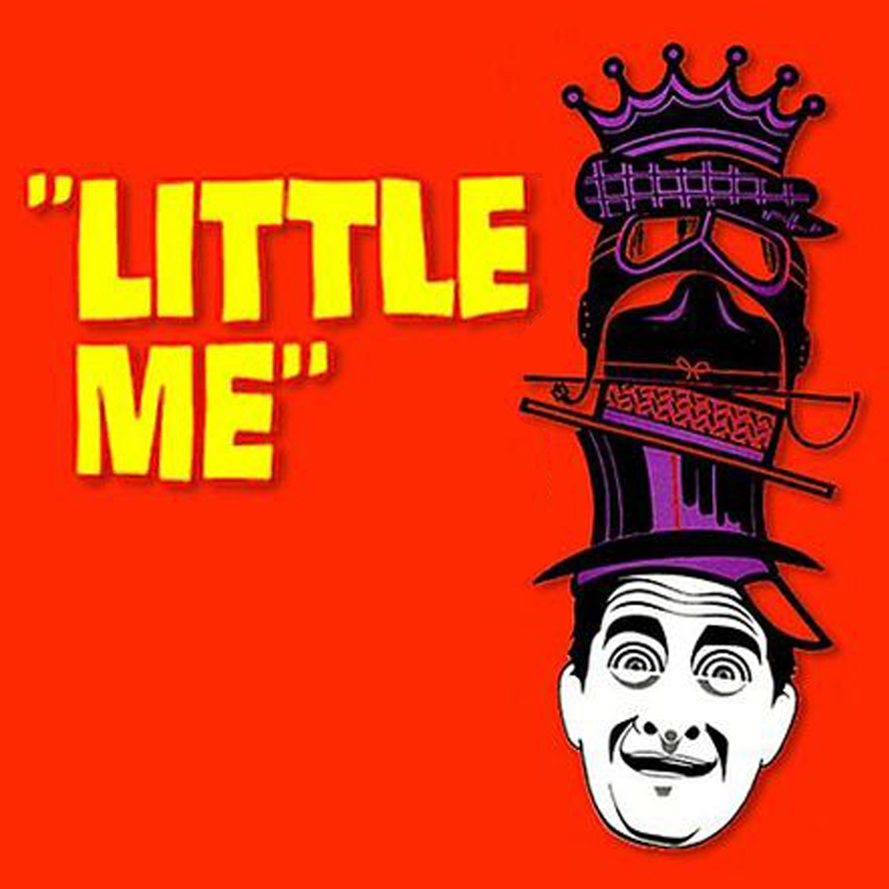 PORCHLIGHT REVISITS February 28th - March 2nd  Stage 773 Little Me   INFO