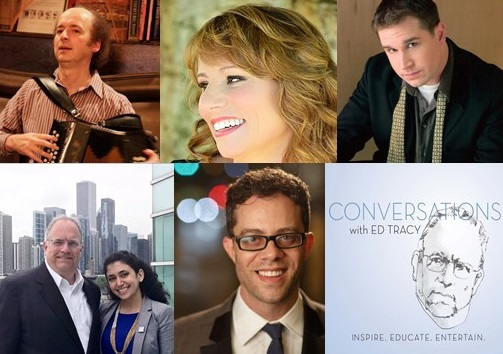 Our CONVERSATIONS podcasts are now available on iTunes and Stitcher. This week: Elaine Dame, Karl Hamilton, John Williams, Steve Biossat and Doreen Sayegh. CLICK HERE to subscribe today!