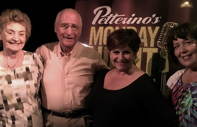 """Toast the season and make a reservation now! The cast of """"Tony N' Tina's Wedding on December 4th.    Monday Night Live at Petterino's    Res:  (312) 422-0150"""
