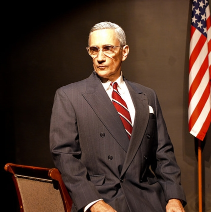 Clifton Truman Daniel as Harry S. Truman