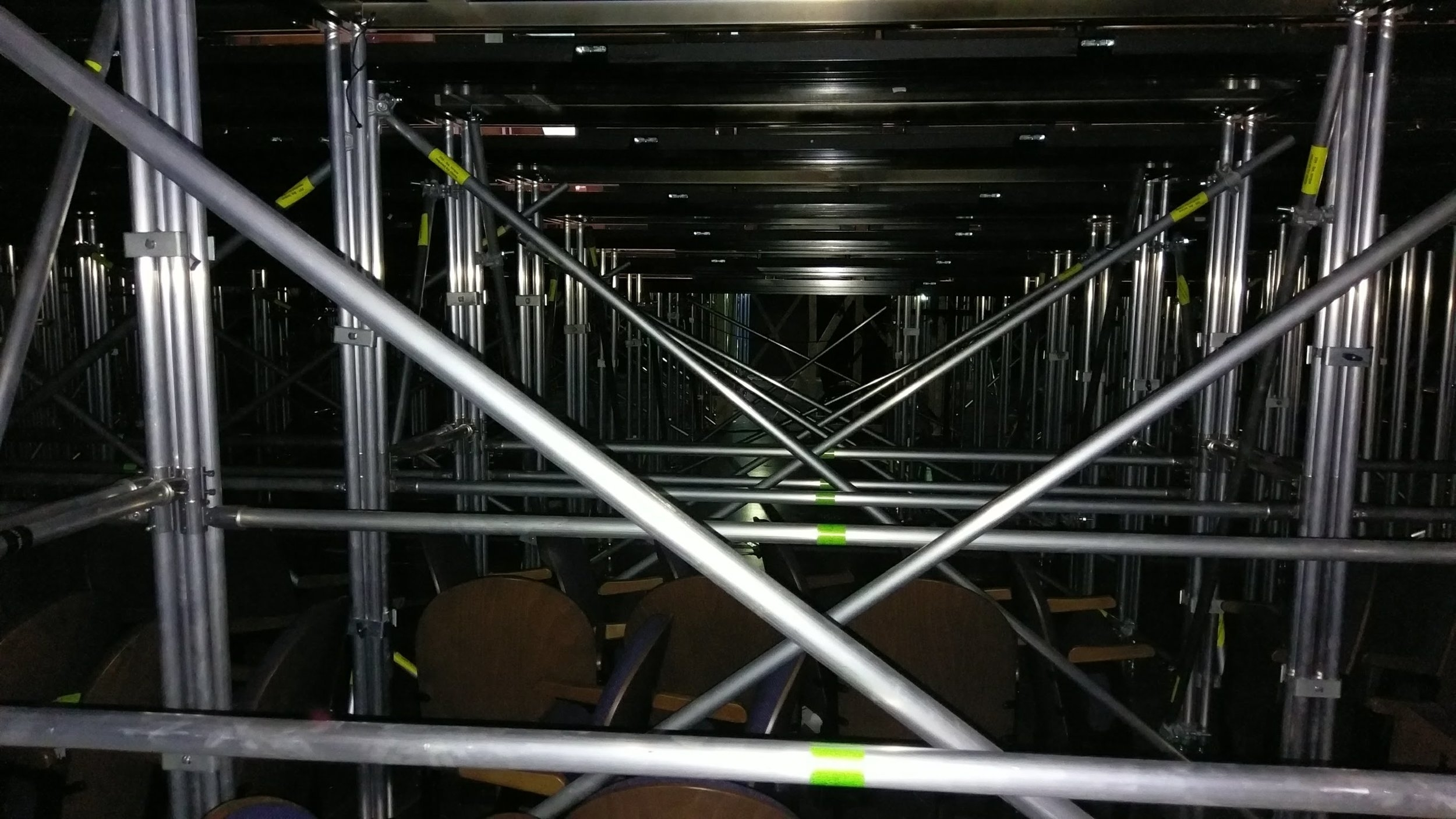 Elevated Stage