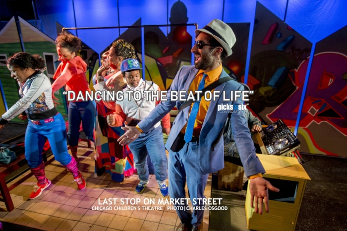 Read our    PicksInSix Review    on the new musical Last Stop on Market Street now playing at    Chicago Children's Theatre   , 100 S. Racine through May 27th TIX: (312)374.8835