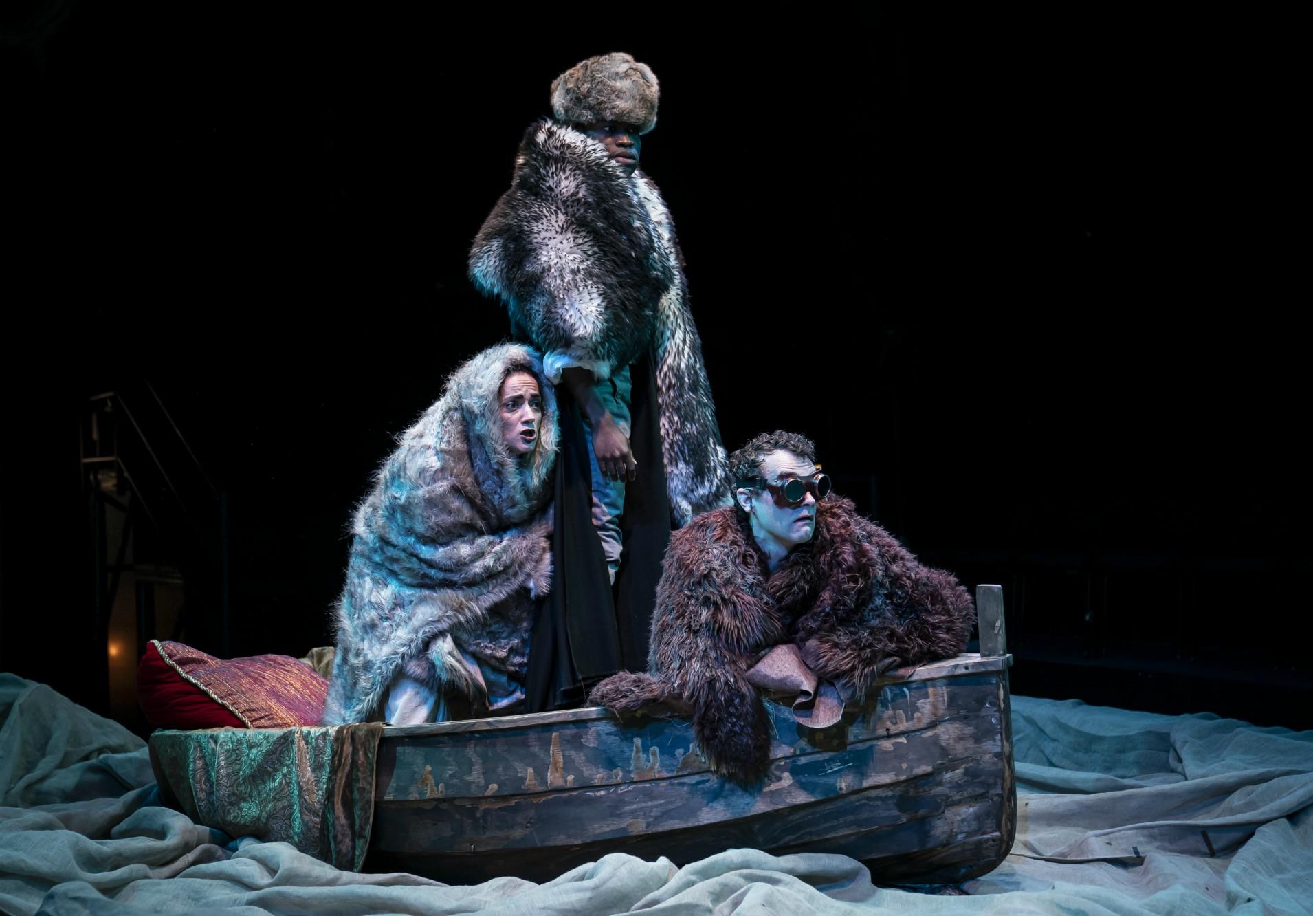 PicksInSix Review: Mary Shelley's Frankenstein