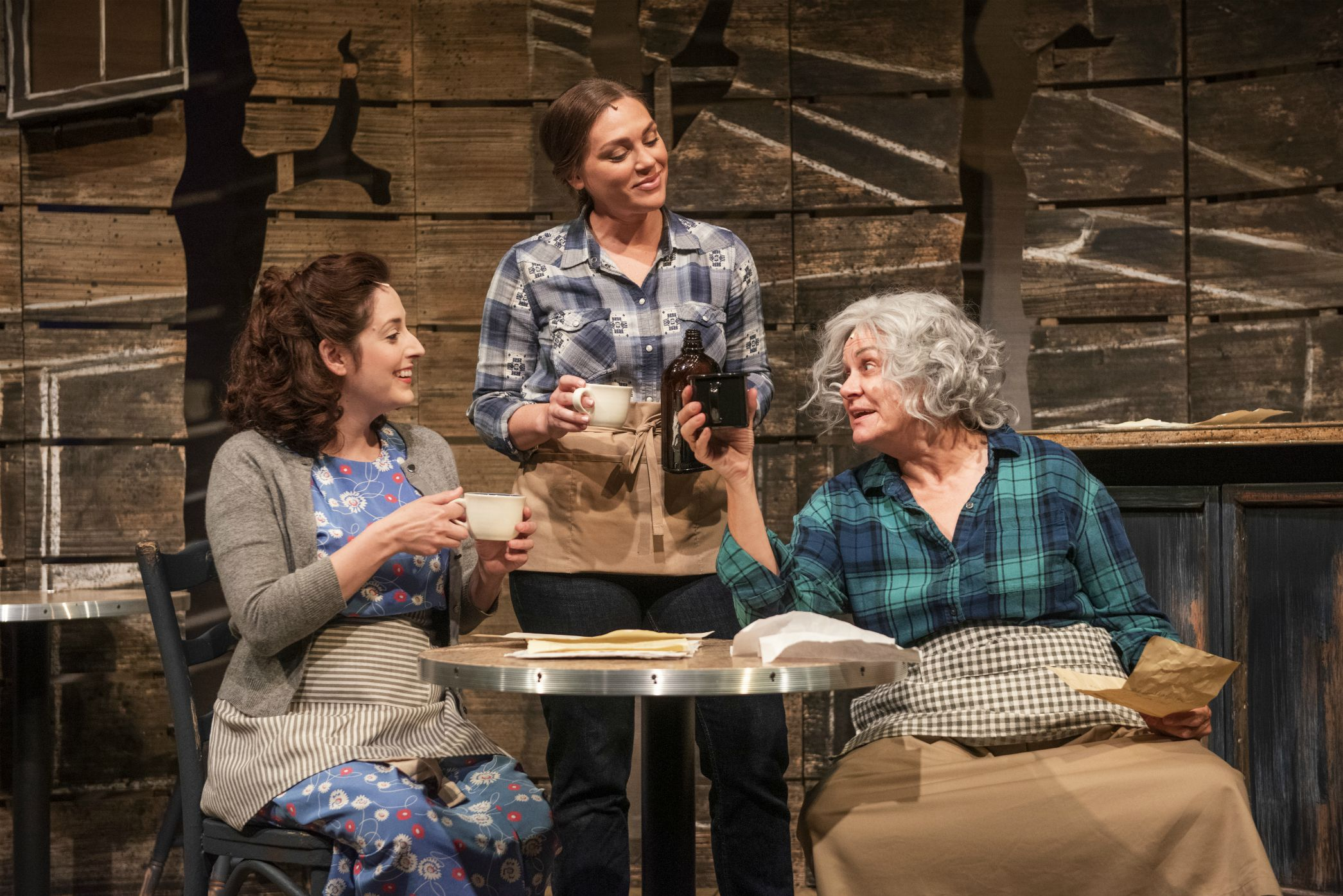 PicksInSix Theater Review — CONVERSATIONS with Ed Tracy
