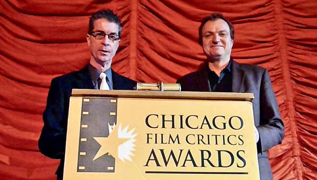 Chicago Film Office Director Rich Moskal