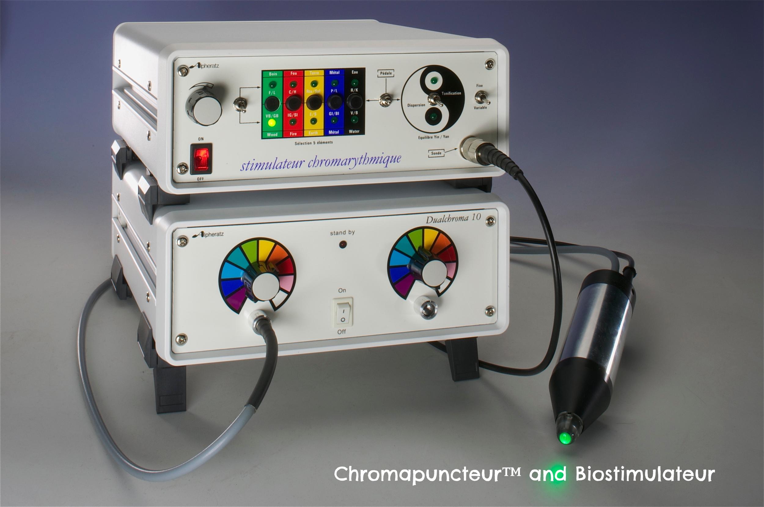 Chromapuncteur™ and Biostimulateur™