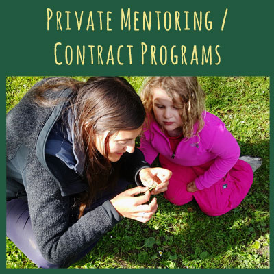 Private Mentoring / Contract Programs