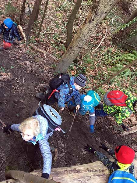 friends helping friends climb mountains!