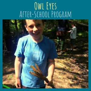 Owl Eyes   After-School   6-11 Yr. Olds