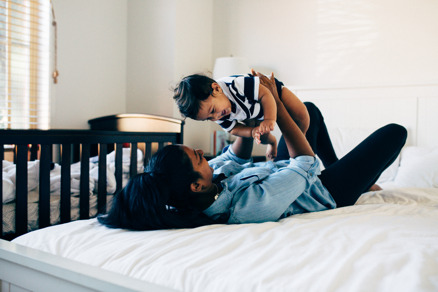 cute photography session ideas for six month old