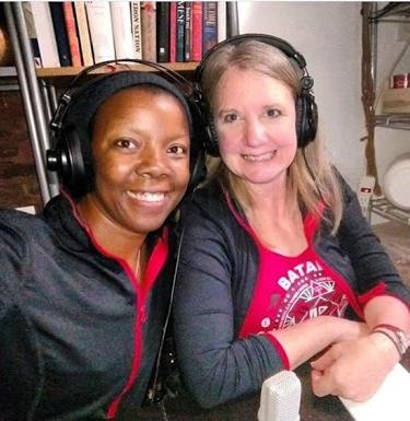 Deinya Phoenix and Laura Torell