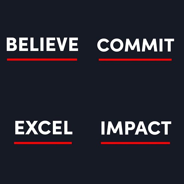 These are our Core Values, and represent things we at PHX Productions believe in fully.  Go check out our new website to find out more about them and us.  Link in profile: