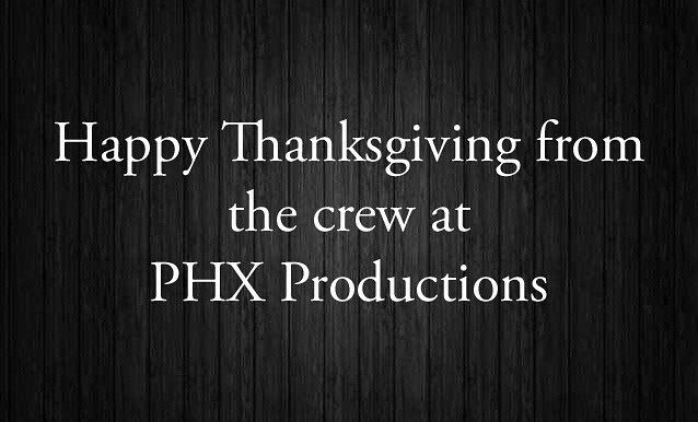 Thankful for all of our amazing clients, teams and friends that we get to work with.