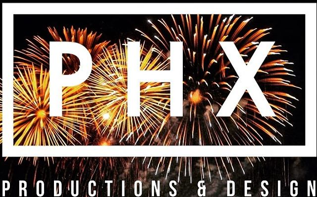 Happy New Year from all of us at PHX Productions & Design!  Look for exciting news and big things happening from us in 2019! We can't wait.