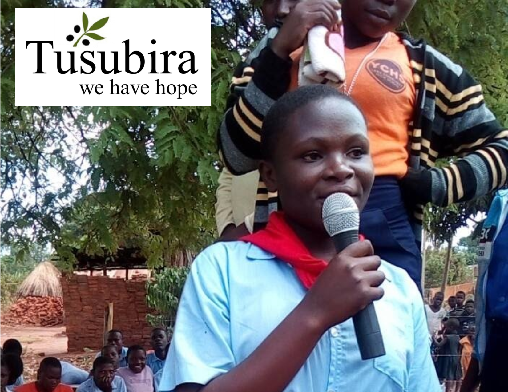 In 2007, a passion to help less privileged children in Uganda gave birth to our 501 (c) 3 organization, Tusubira-We Have Hope. In 2010, that passion was reaffirmed to support secondary education for youth in rural eastern Uganda. Through time, you have stayed with us, followed and supported our work on scholarships and last Sunday, April 15th, you came through for us in a major way by attending our annual social event. The event was focused on sharing with you our secondary school project embodied in YANA Community High School, which is a step higher, providing  secondary education and vocational training to more youth in a rural village of Uganda.    We are proud of the work we do and the support you gave us last Sunday which resulted in raising $1925 in one evening with additional pledges to participate in our  Give Big campaign, sponsored by the Seattle Foundation April 26th through May 9th.   This is a great opportunity to have your donation matched with an additional $5,000 in potential funding. Tusubira-We Have Hope is able to make this mission possible with thanks to the support of our friends, family and colleagues like you. For this we and the children at YANA Community School are eternally grateful.   We recognize your desire to hear more about our programs and the stories of the youth who your funds positively impact.