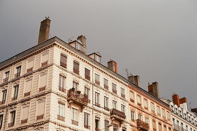 Lyon, France 🇫🇷 #filmnowon #ektar100 #nikon