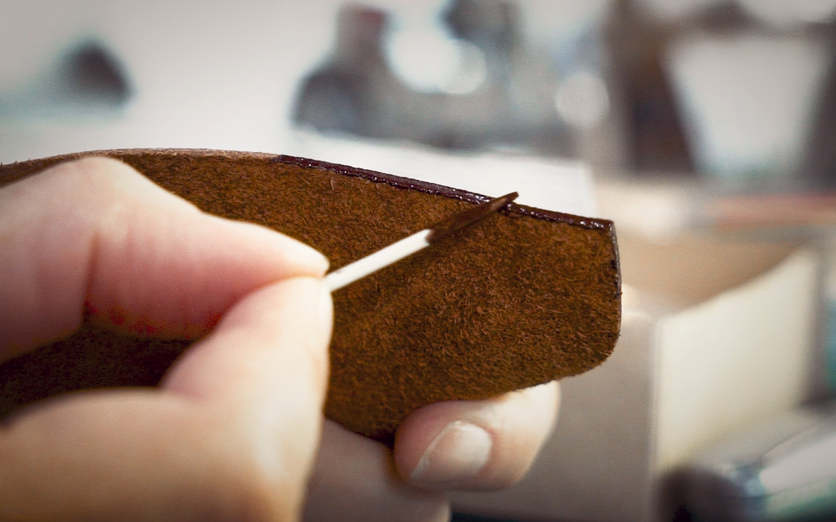 Italian Workshop leather