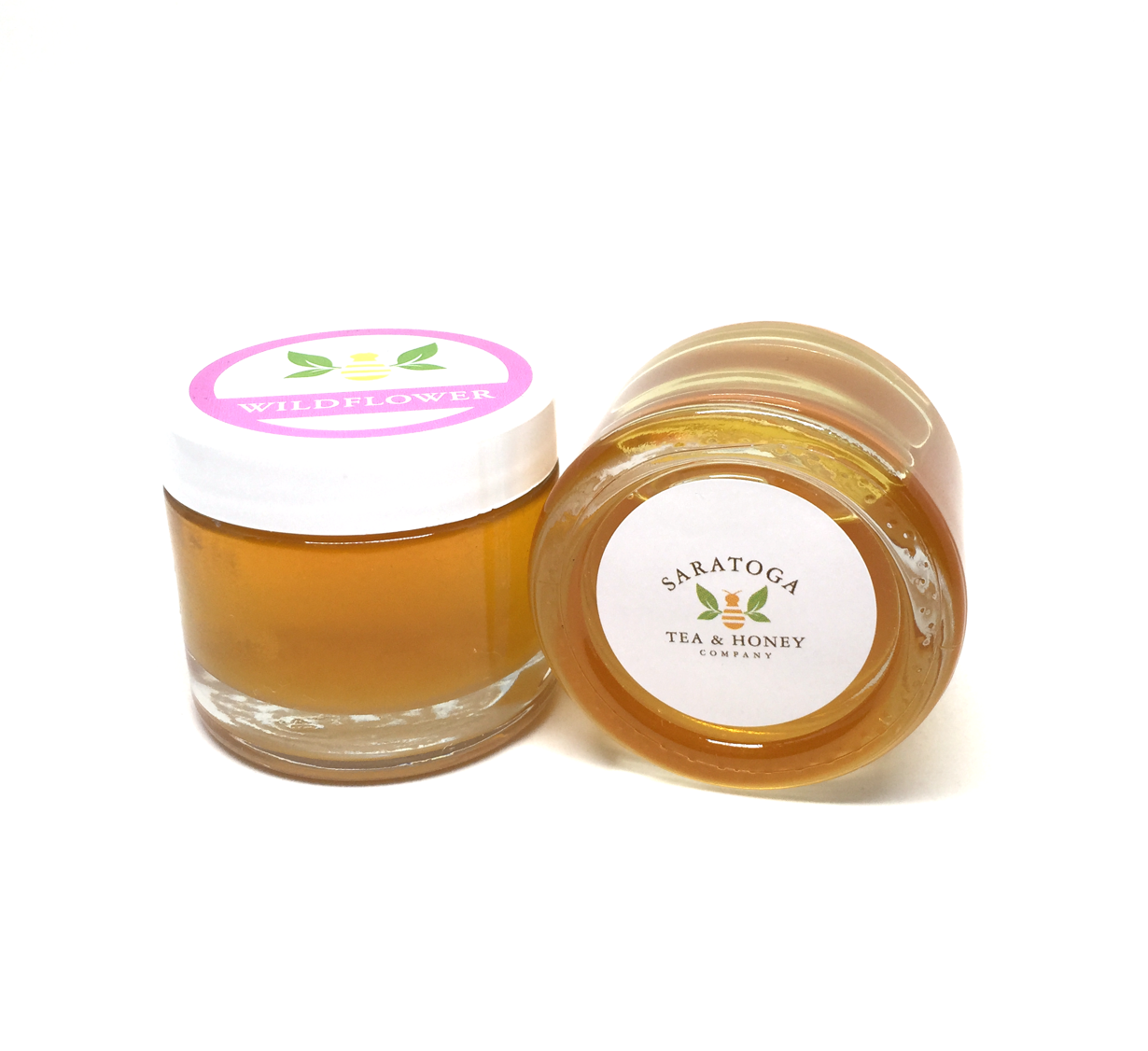 This wildflower honey comes from the beautiful spring wildflowers and budding trees located near Saratoga Springs, NY. Wildflower, or poly-floral, honey from this area is teeming with aster and goldenrod. This wildflower honey is light and floral and yields a tangy, floral finish.