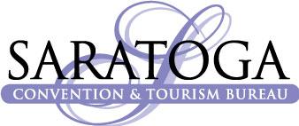 Proud members of the Saratoga Convention & Tourism Bureau.