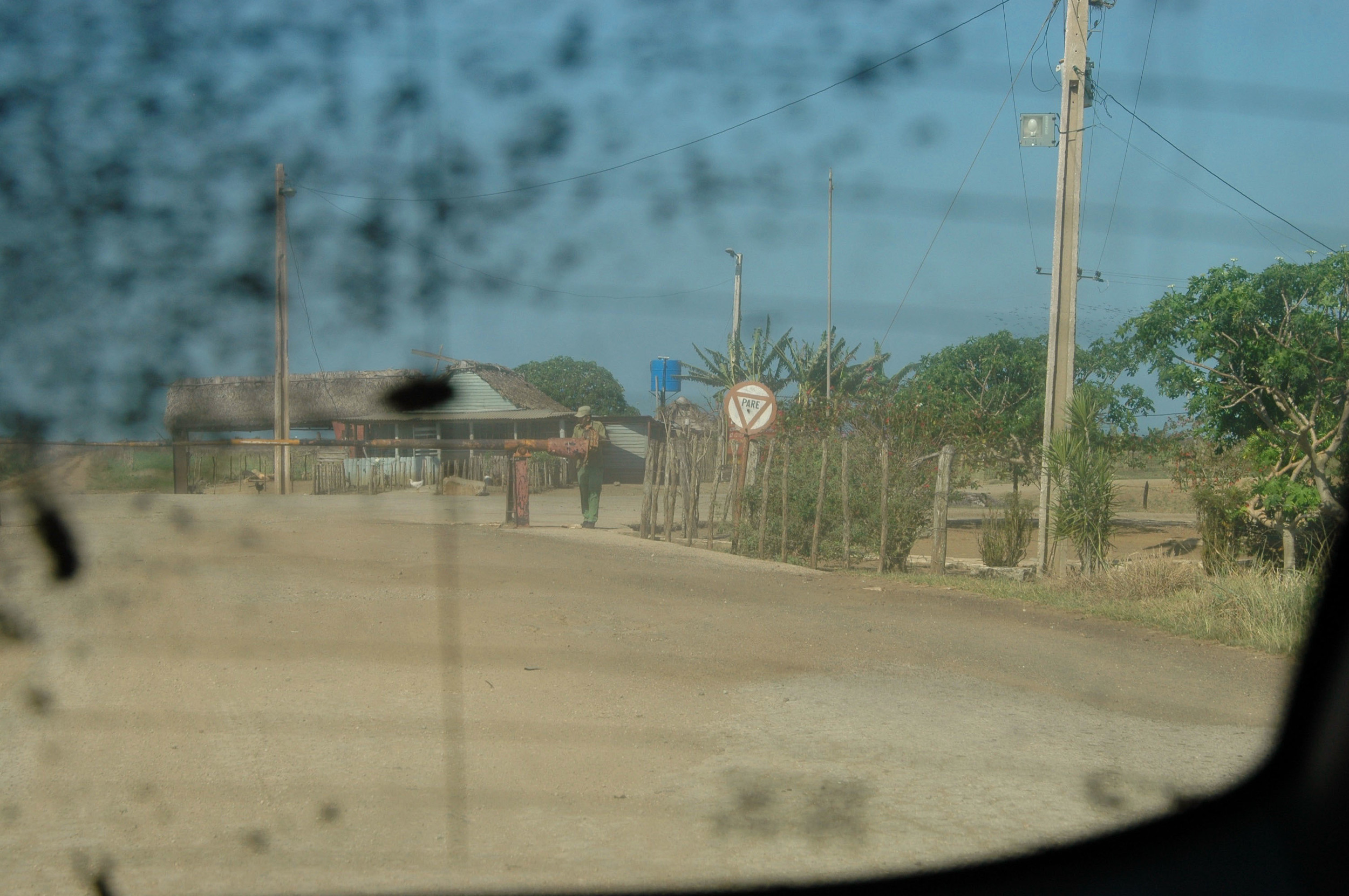 Hindsight rear window shot