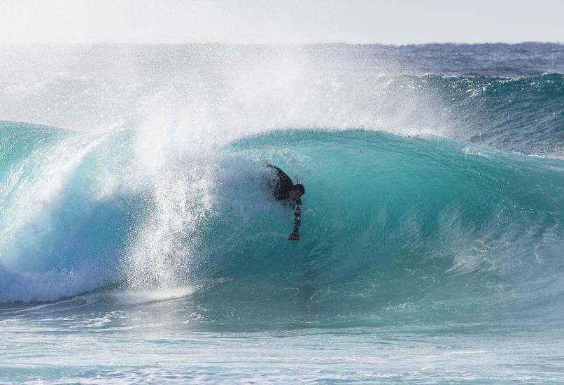 Body surfing hand plane