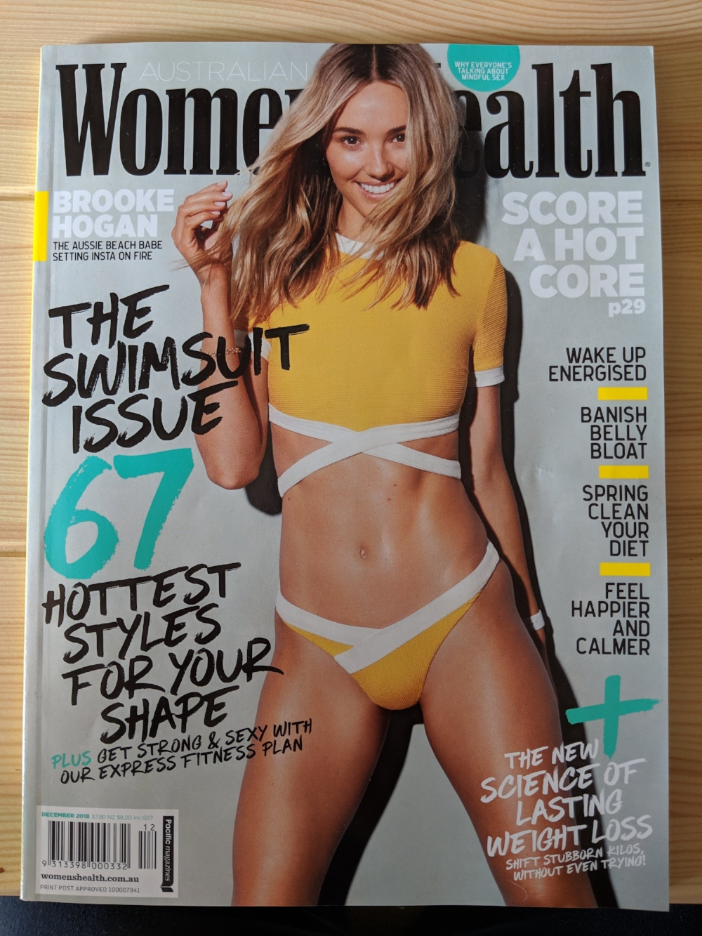 WAW Handplanes Womens Health Mag
