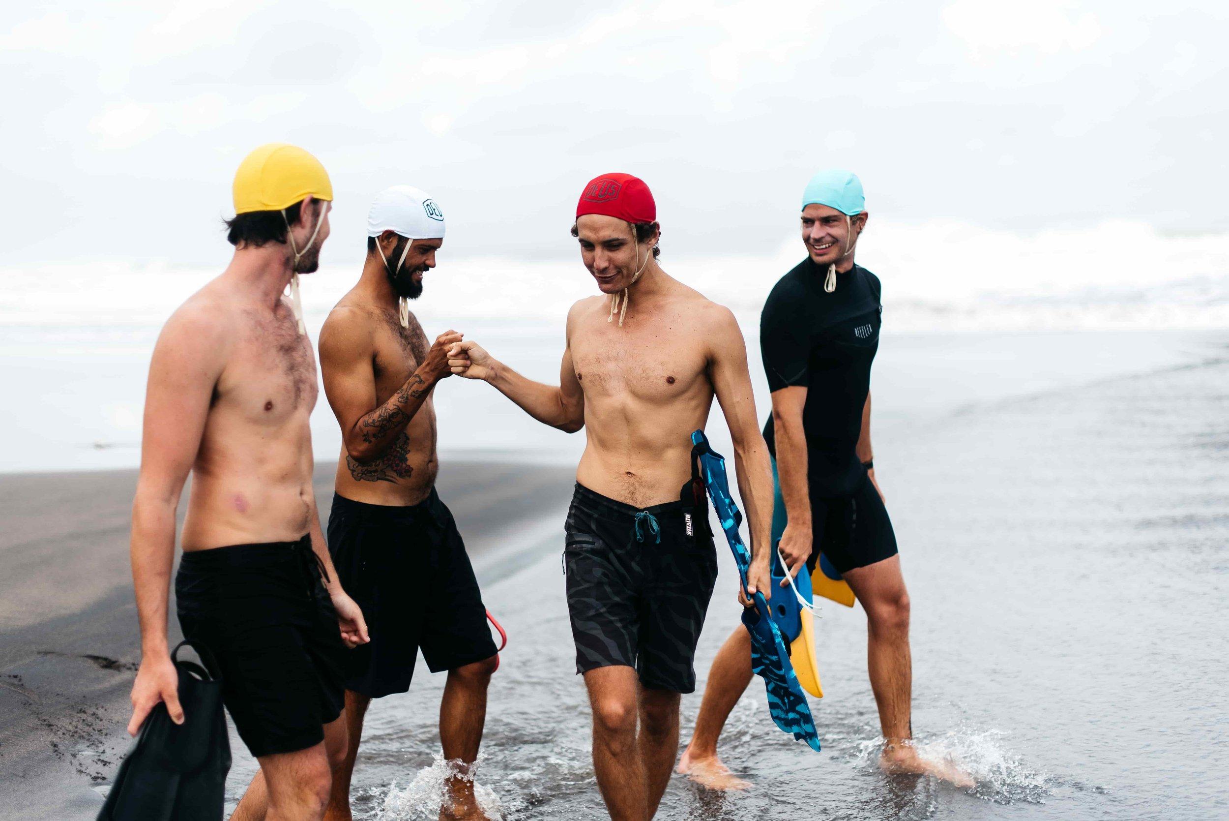 Jack Macrae body surfer deus