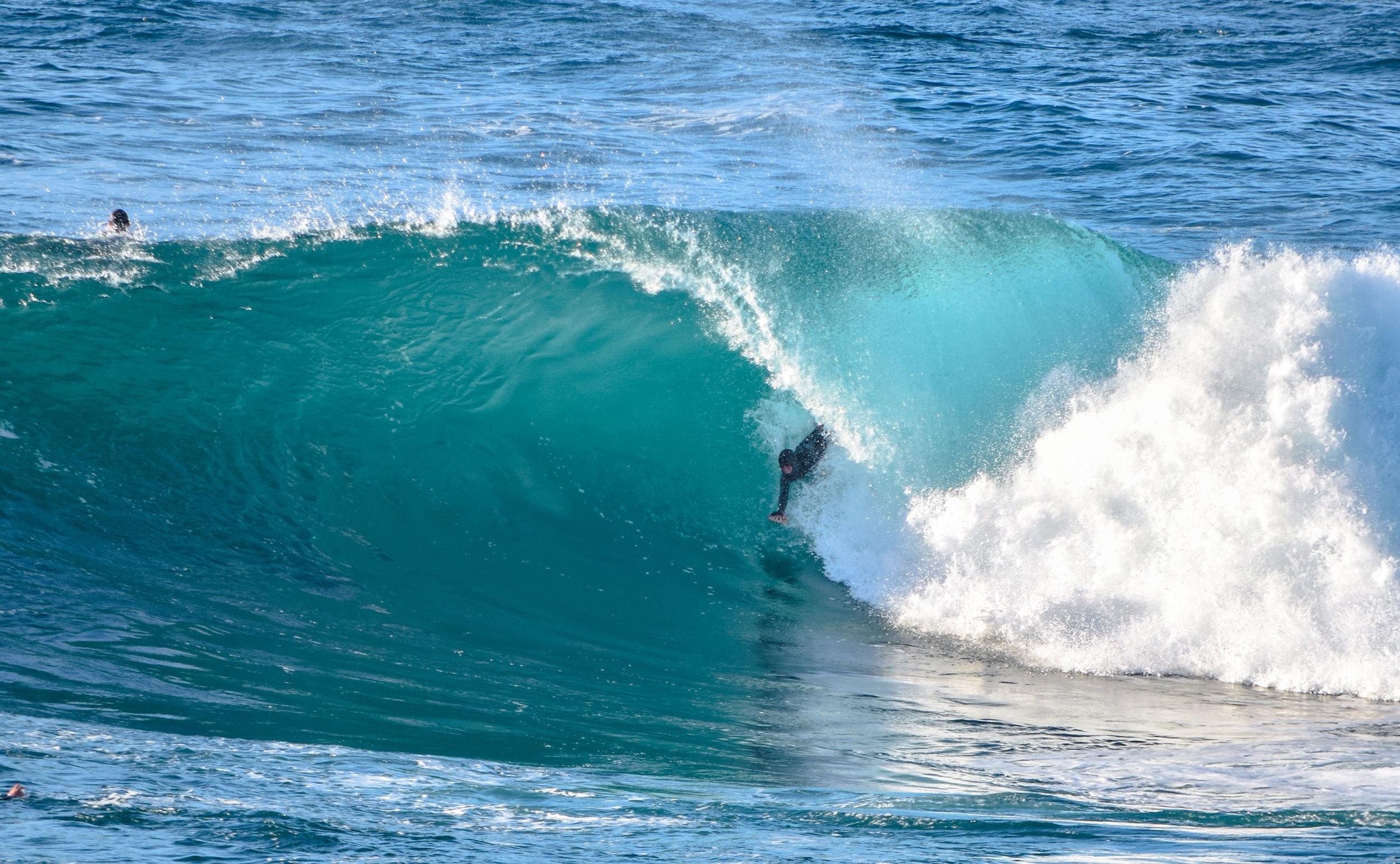 corey sains bodysurfer