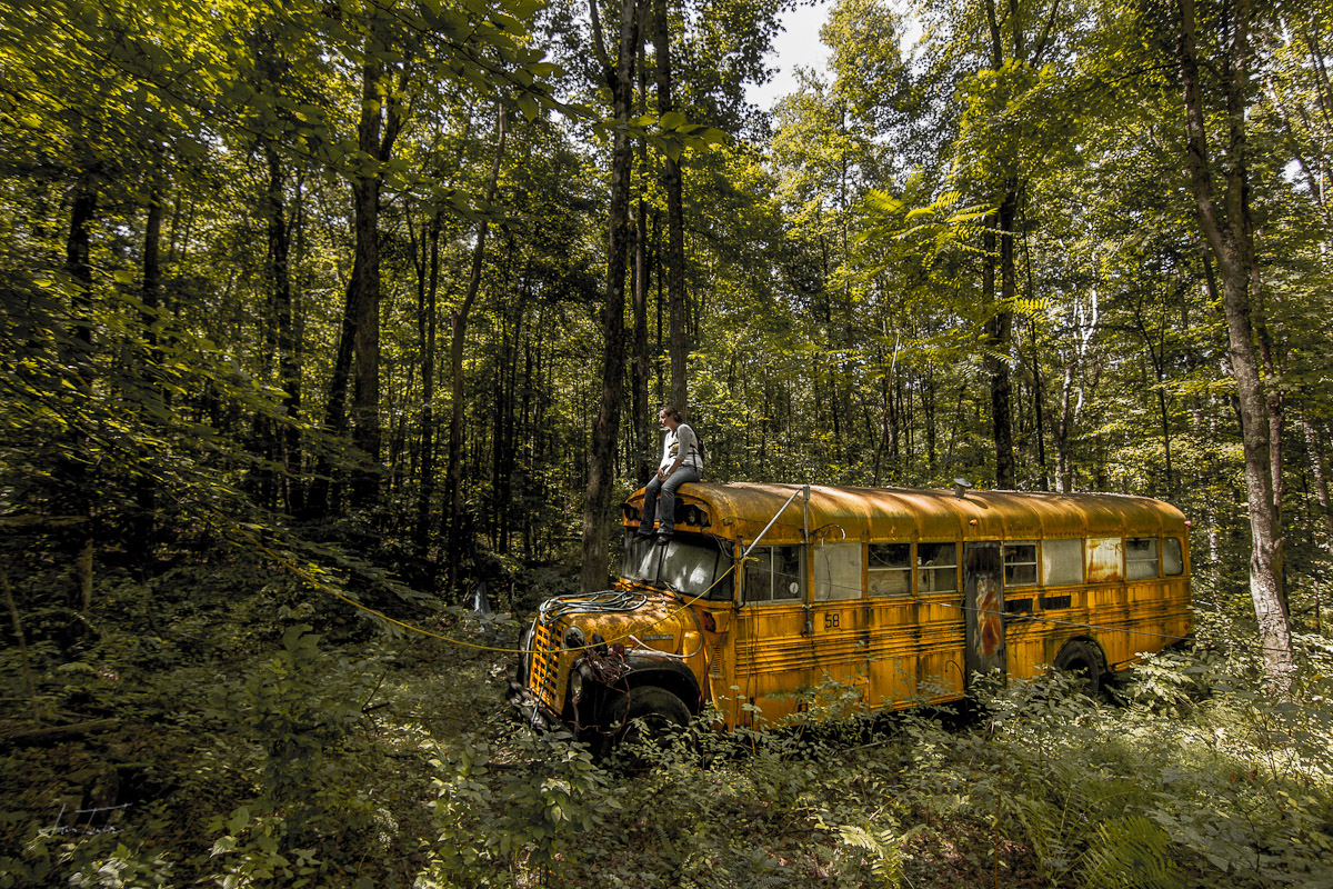 Finding My Way Home - West Virginia