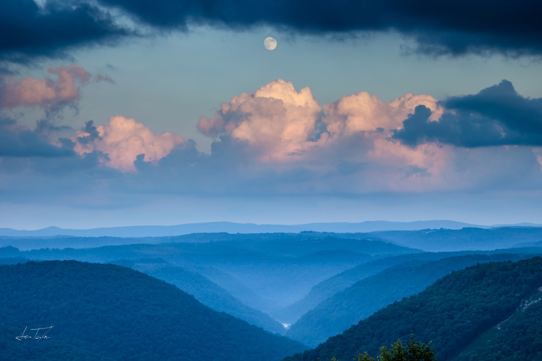 Cheat View Overlook - West Virginia