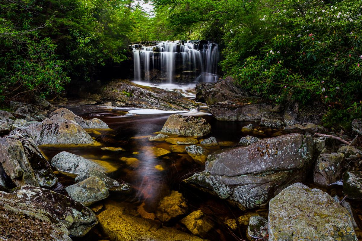 Falls on Big Run - West Virginia