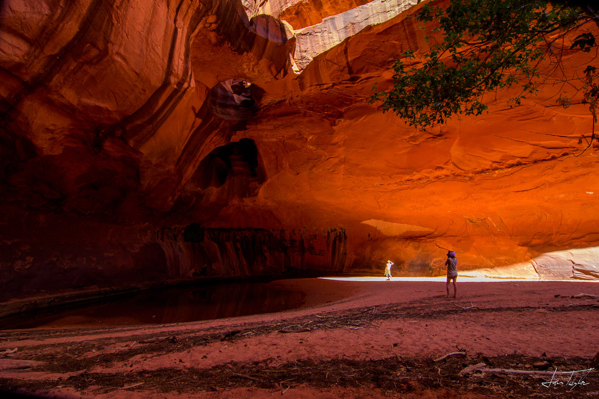 The Golden Cathedral - Utah