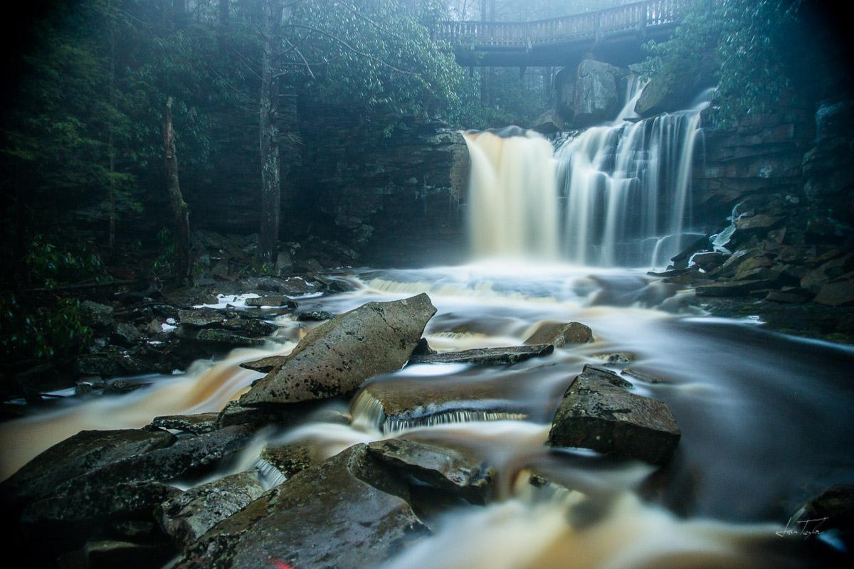 Elakala #1 At High Flow - West Virginia