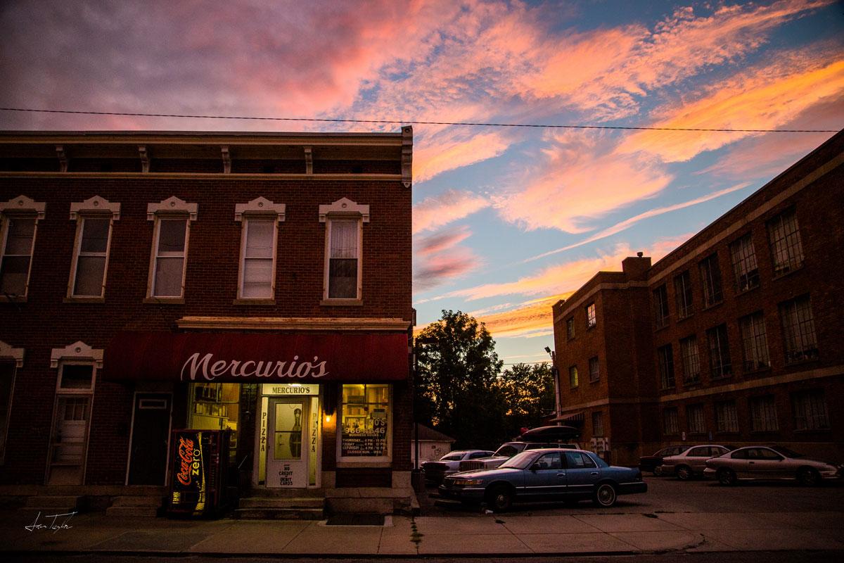 Downtown Richmond, Indiana