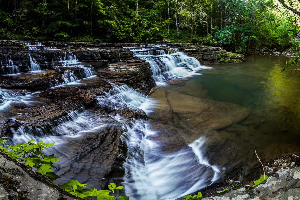 Campbell Falls - West Virginia
