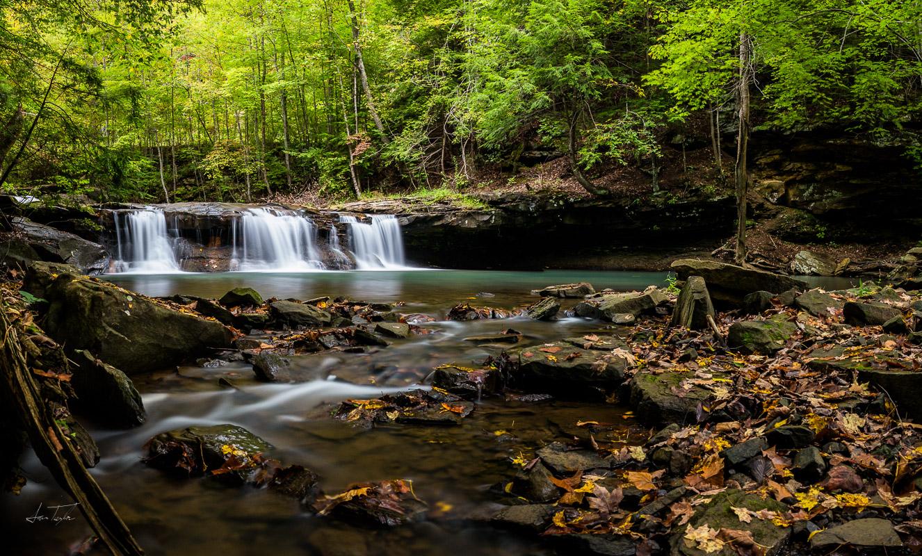 Drawdy Falls - West Virginia