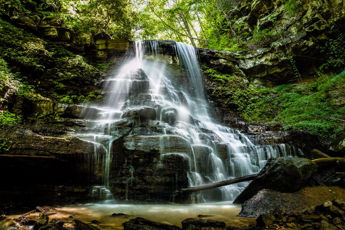 White Oak Falls - West Virginia
