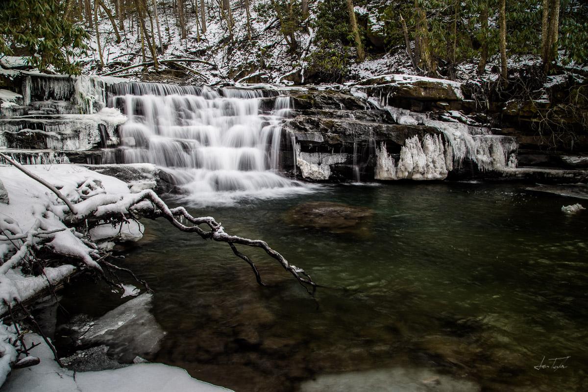 Falls On Keeney's Creek - West Virginia