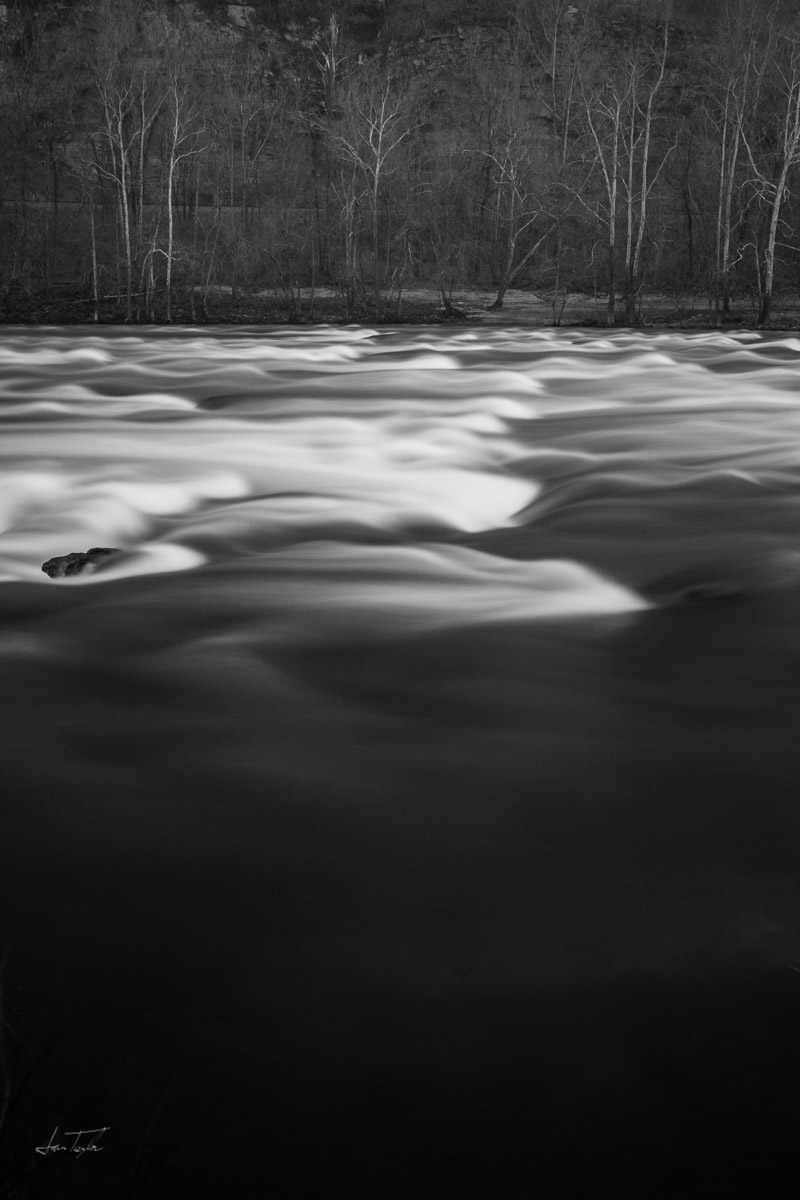 River Waves - West Virginia